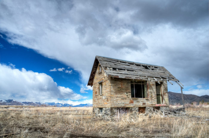 Most People Avoid This Abandoned Town In Idaho