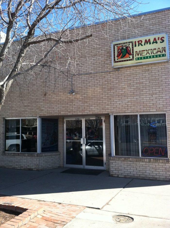 2. Irma's Mexican Restaurant, 123 S Silver Avenue, Deming