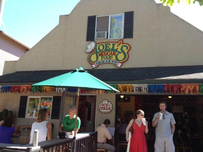 7. Joel's Mexican Restaurant, Sandpoint