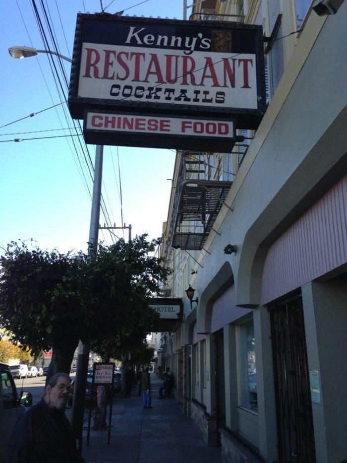 5. Kenny's 518 S Van Ness Ave., San Francisco