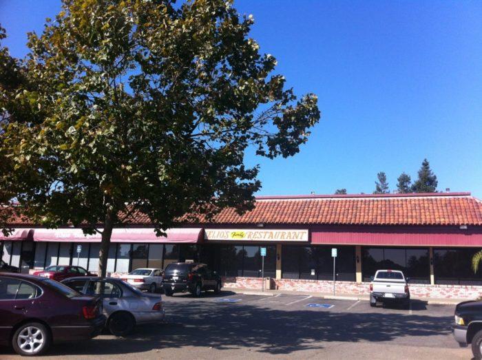 8. Elio's Family Restaurant260 Floresta Blvd., San Leandro