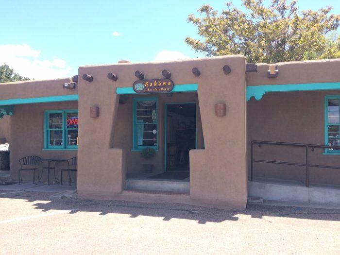 1. Kakawa Chocolate House, 1050 Paseo De Peralta, Santa Fe