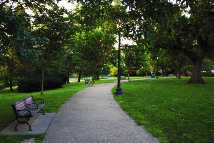 8. Kalorama Park
