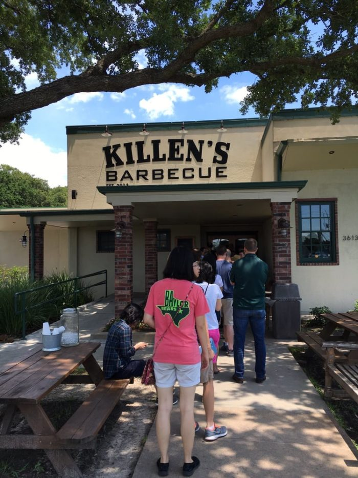6. Killen's Barbecue (Pearland)