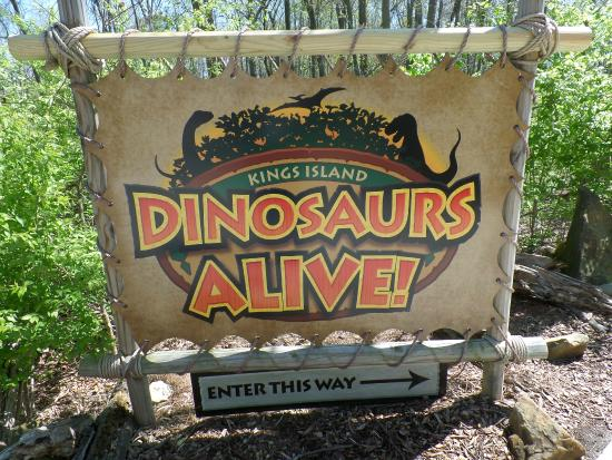 Dinosaurs Alive! is a park within a park that's truly fun for everyone―no matter your age.