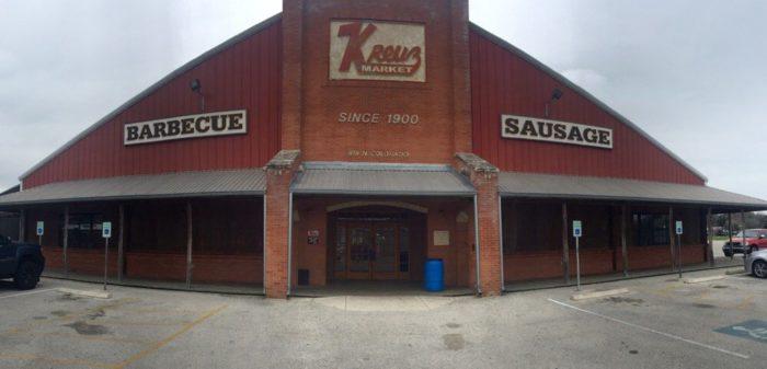 4. Kreuz Market (Lockhart)