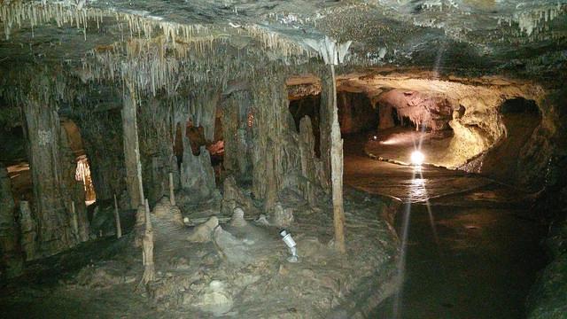 1. Lehman Caves