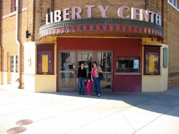 Liberty Center, 2nd & Park