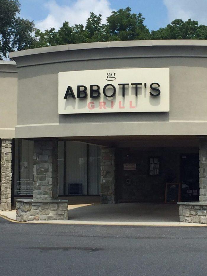 Abbott's Grill, Milford