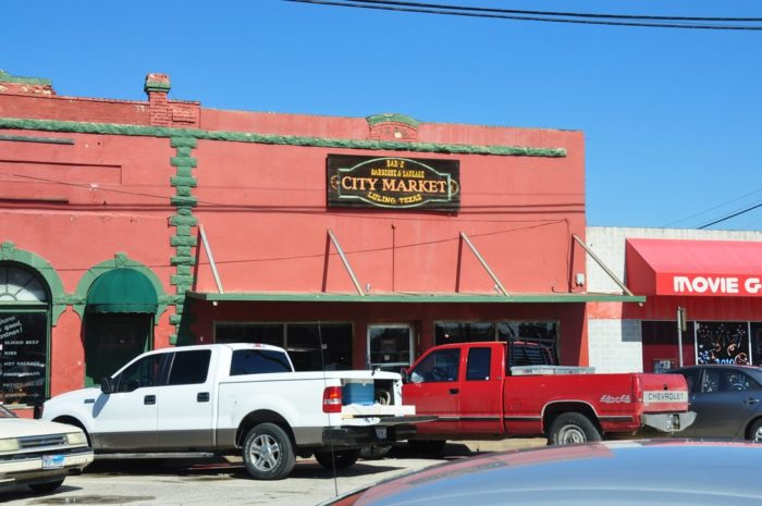 4. City Market (Luling)