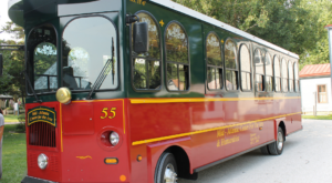 There's A Magical Trolley Tour In New Jersey That You'll Want To Take