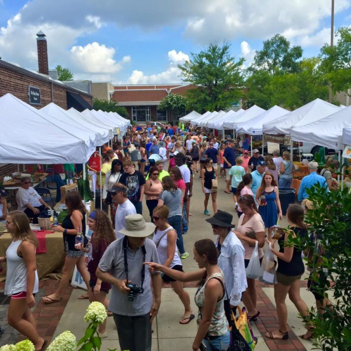 1. The Market at Pepper Place will take place every Saturday thru December 10, 2016 (7:00 a.m. - Noon) - RAIN OR SHINE.