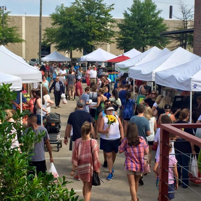 10. Overall, The Market at Pepper Place is a great place to spend a Saturday. Make plans to visit this incredible farmers market soon. You'll love it!