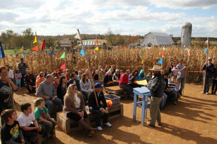 1. Corn Maze in the Plains - 4501 Old Tavern Rd. The Plains, VA 20198