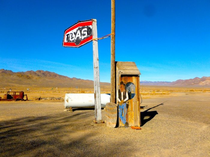 Once automobiles rolled into service, the Lincoln Highway replaced the old Pony Express and Pacific Telegraph routes.