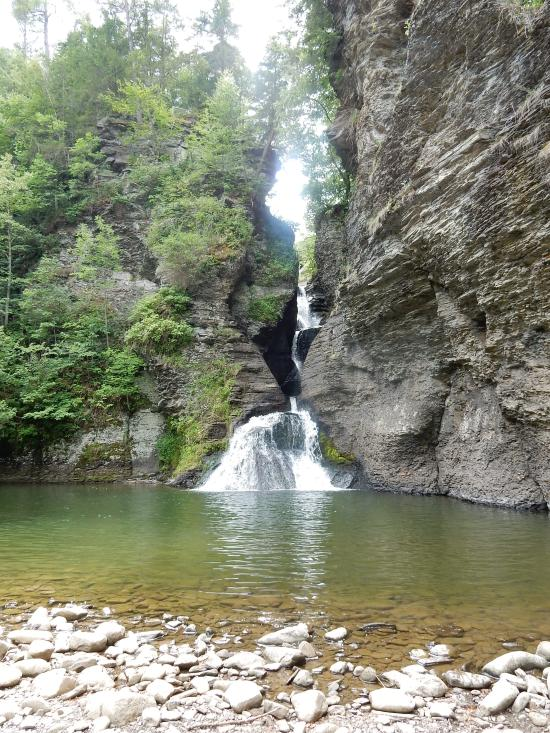 7. Mine Kill Falls - North Blenheim (3.5 miles)