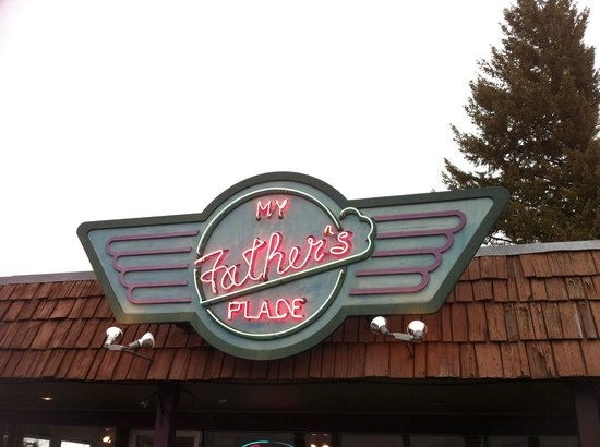 7. Veggie Nut Burger: My Father's Place: McCall