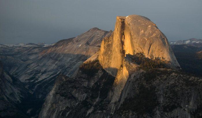 1. Hike Half Dome.