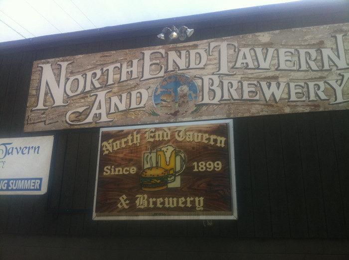 8. North End Tavern, Parkersburg