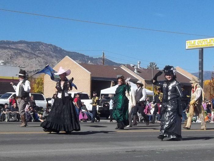 6. Nevada Day Parade & Heritage Celebration: Carson City