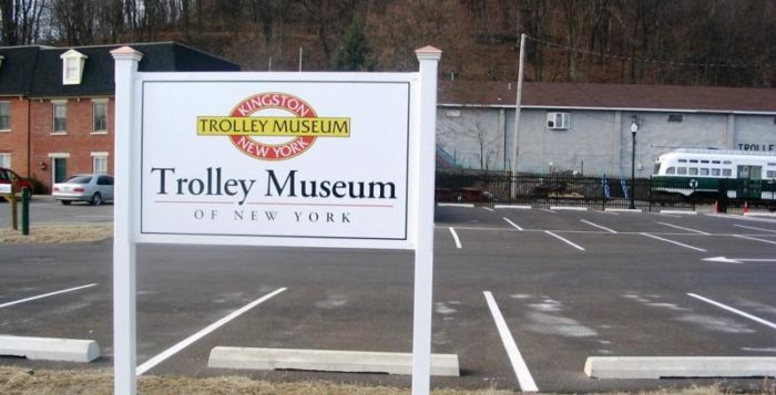 The Trolley Museum of New York, also known as the TMNY, has long been apart of Kingston's waterfront history.