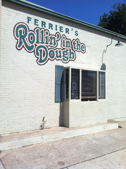 8. Ferrier's Rollin' in the Dough, 1333 Captain Shreve Dr., Shreveport