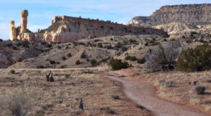 This Just Might Be The Most Beautiful Hike In All Of New Mexico