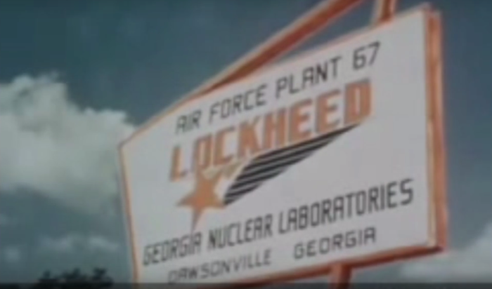 While this nuclear laboratory was active, the purpose was to utilize the nuclear reactor and irradiate different types of military equipment in order to observe and test the equipment as well as the surroundings forest area.