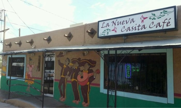 4. La Nueva Casita Café, 195 N Mesquite Street, Las Cruces