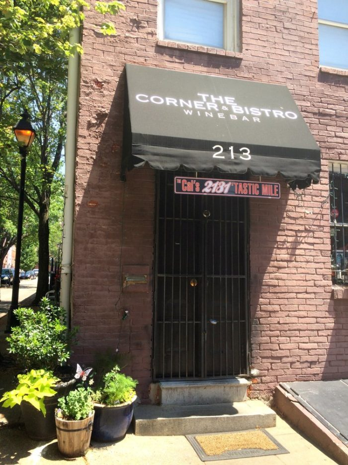 3. The Corner Bistro & Wine Bar, Baltimore