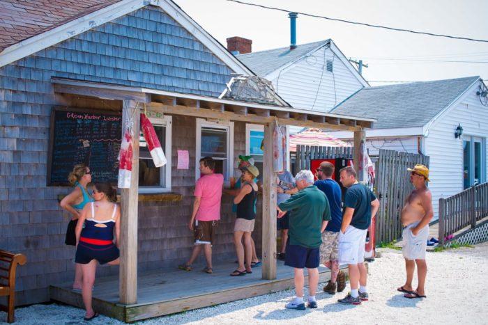 6. Green Harbor Lobster Pound, Marshfield