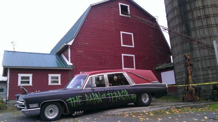 4. The Barn of Terror - Lake Katrine