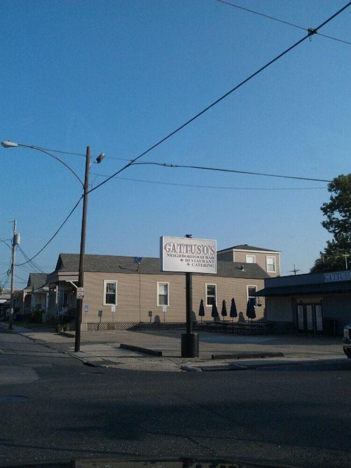 3) Gattuso's Neighborhood Restaurant, 435 Huey P. Long Ave.