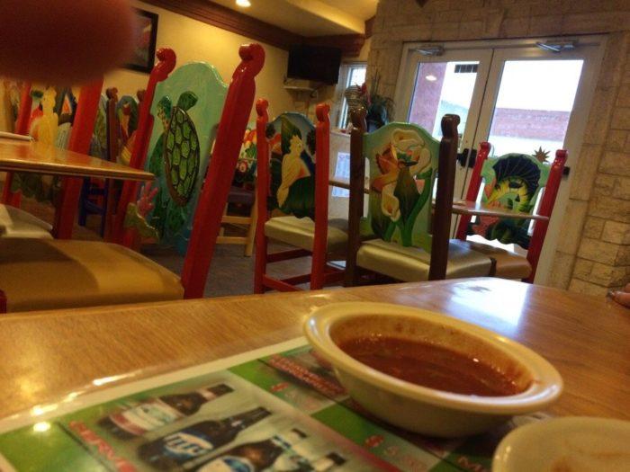 8. Domino's Mexican Grill (Hugoton)