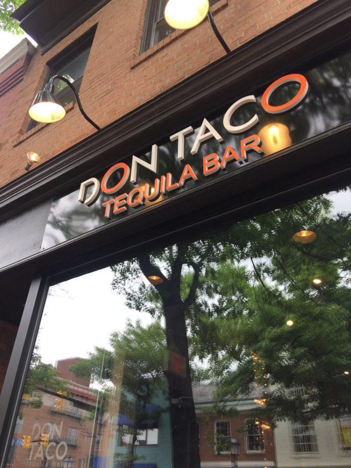 9. Don Taco (Alexandria)