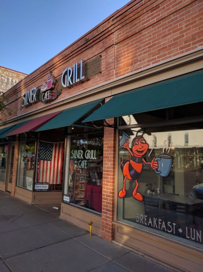8. Silver Grill Cafe (Fort Collins)
