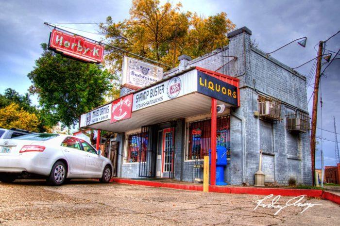 12) Herby-K's, 1833 Pierre Ave., Shreveport
