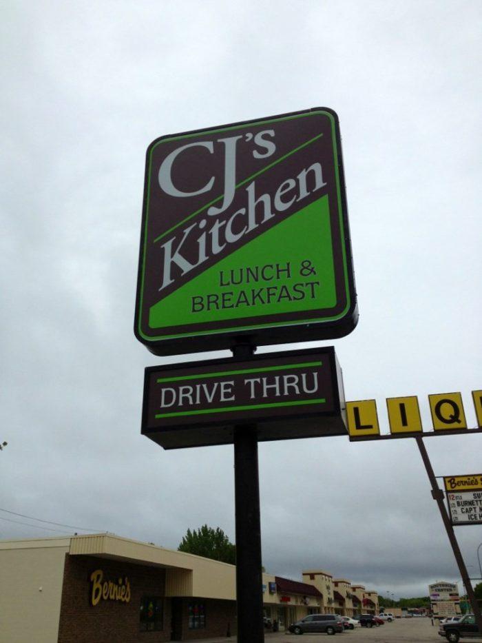 3. CJ's Kitchen - Fargo
