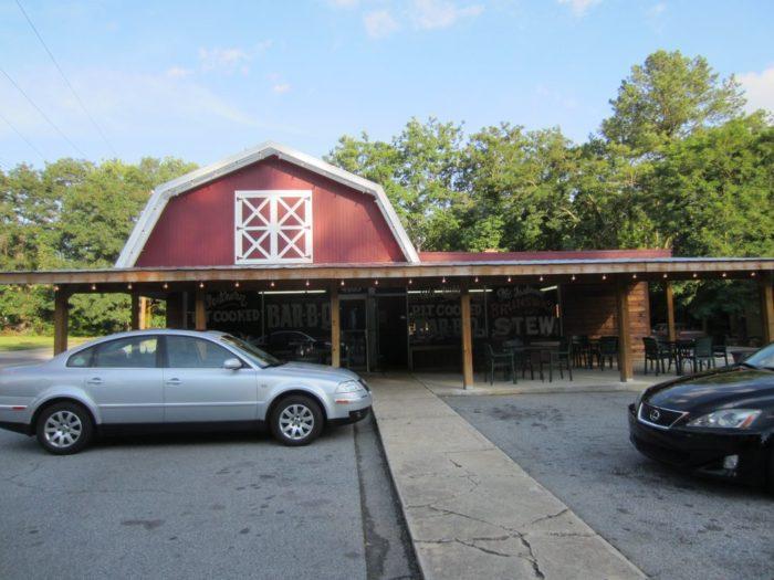 7. Old Brick Pit Barbeque—4805 Peachtree Rd Atlanta, GA 30341