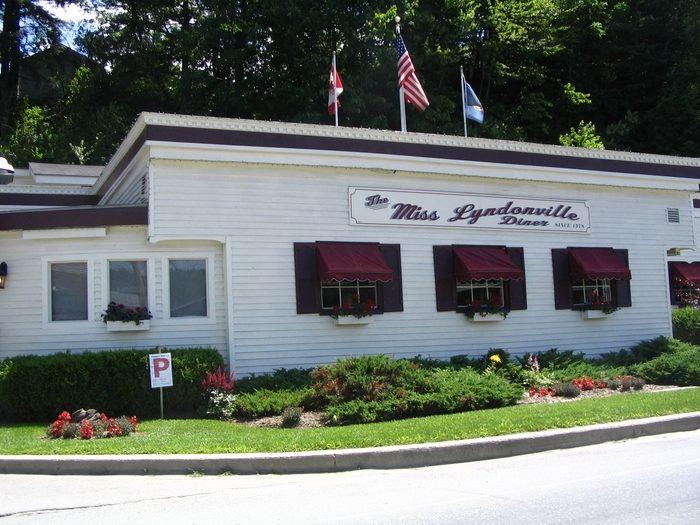 3.  Miss Lyndonville Diner - 686 Broad Street, Lyndonville