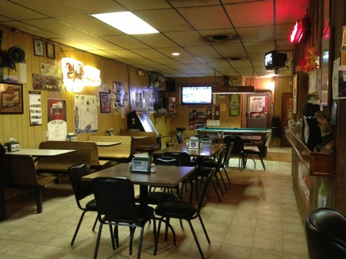 8. Idle-A-While Bar & Grill (Cherokee)