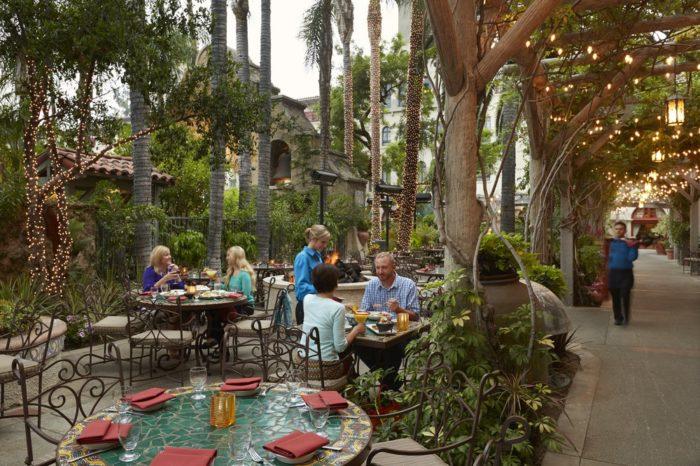 Secret Garden: 7 Restaurants In Southern California With Secret Gardens