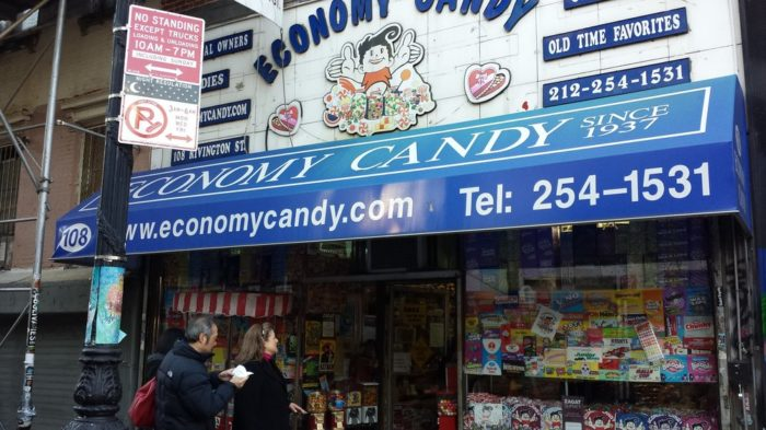 A family owned business since 1937, Economy Candy of New York City's Lower East Side is your sweet tooth's paradise.