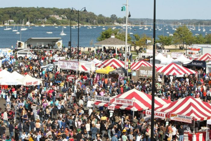 4. The Oyster Festival - Oyster Bay