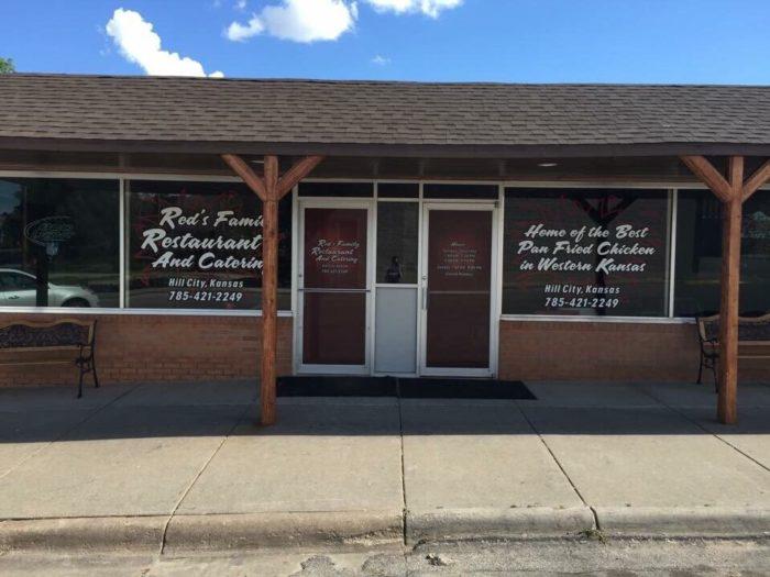 10. Red's Family Restaurant (Hill City)