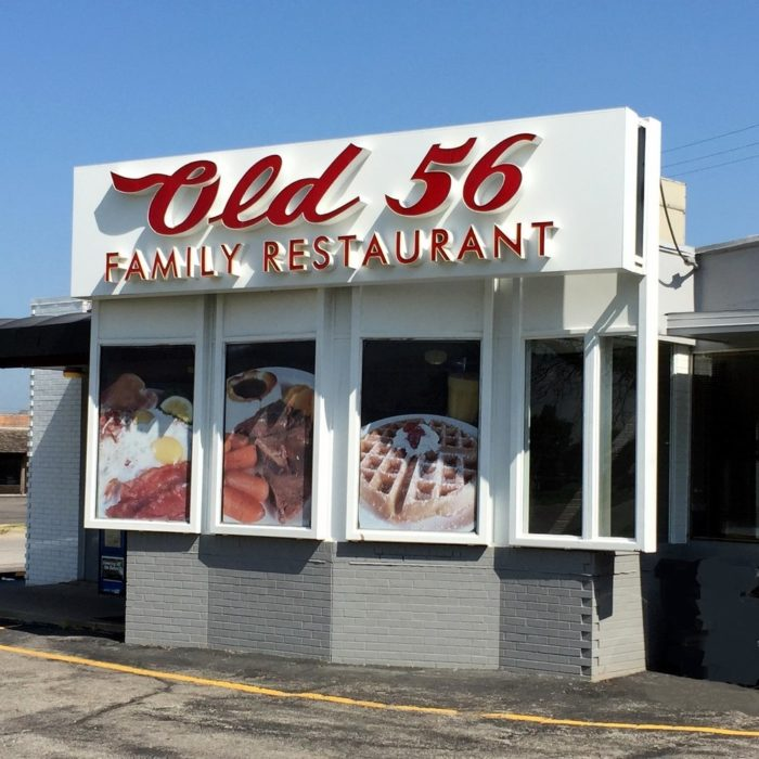 9. Old 56 Family Restaurant (Olathe)