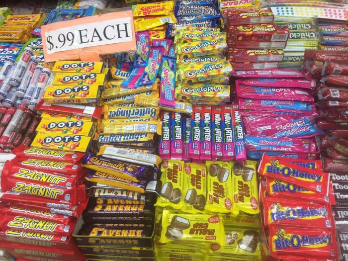 Well-known for their discount prices, you can take home all your favorite candy without breaking the bank.