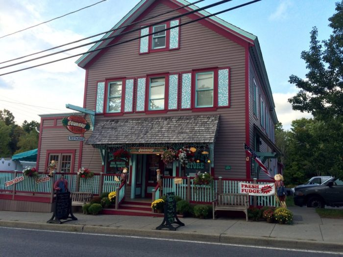 You'll also find a delightful general store on Main Street, a place you'll instantly wish you had in your hometown!