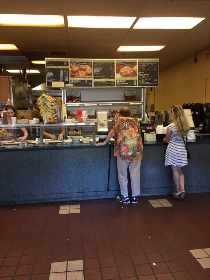 12. Bagel World Bakery & Deli, Peabody