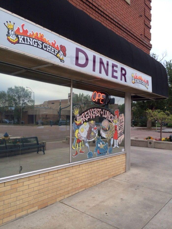 2. King's Chef Diner (Colorado Springs)